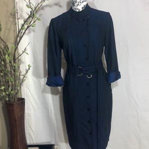 Super Elegant Calvin Klein Maxi Dress in Size 8.